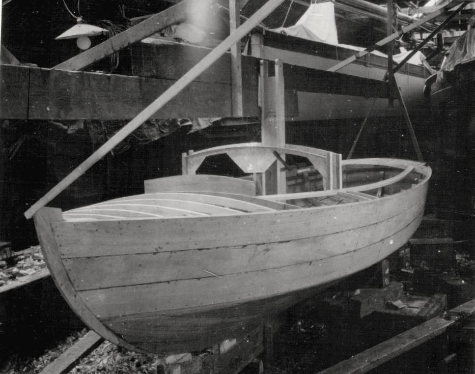 1933 Nieuwbouw IJsselmeerkruiser 1