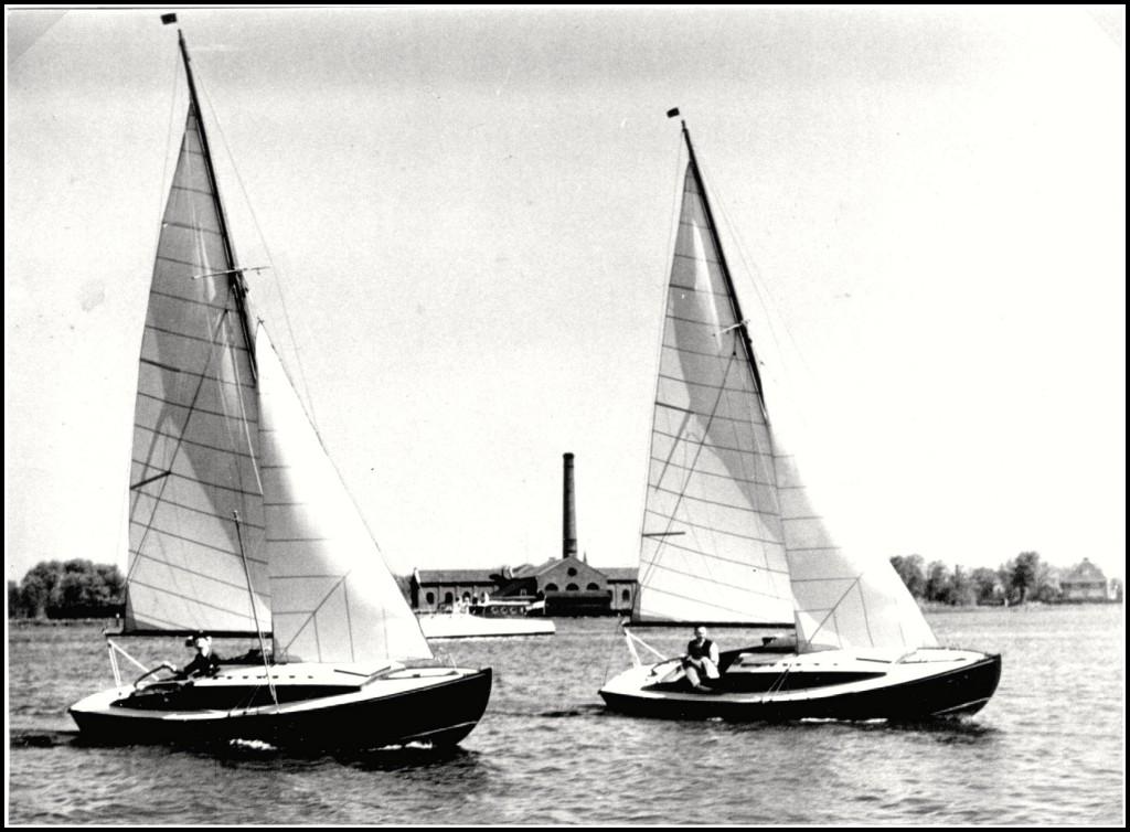 1935 IJsselmeerkruisers