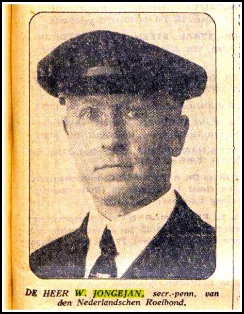 W. Jongejan, 1940