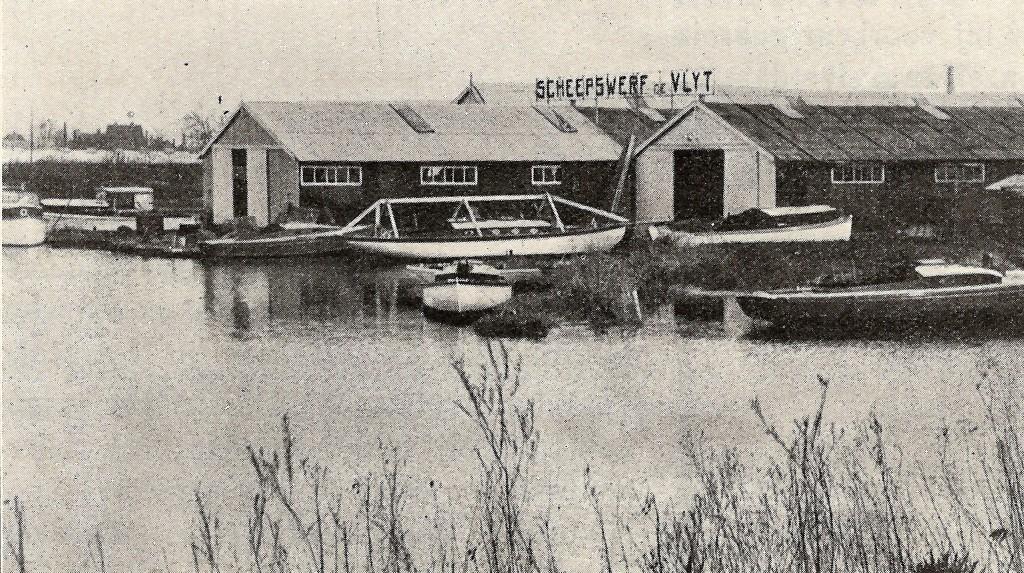 084 De Vlijt omstreeks 1935